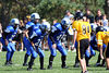 Game #6 - September 30, 2007: The 2007 Shelby Lions Football Club JV Team vs. the Clawson Mavericks at Shelby Lions Home Field (Shelby 26, Mavericks 6).
