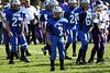 Game #8 - October 14, 2007: The 2007 Shelby Lions Football Club Freshman Team vs. the North Farmington/West Bloomfield Vikings at the Shelby Lions Home Field (Shelby 32, Vikings 0).