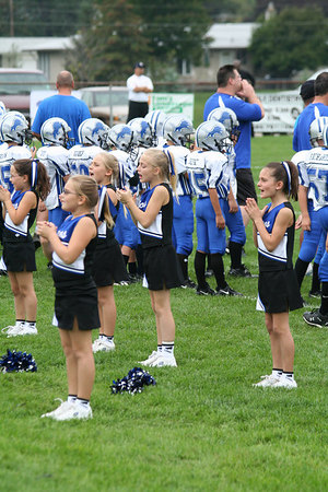 Game #5 - September 23, 2006: The 2006 Shelby Lions Football Club Freshman Team vs. the Berkley Steelers at Shelby Lions Home Field (Shelby 8, Berkley 13). Game #5 - September 23, 2006: The 2006 Shelby Lions Football Club Freshman Team vs. the Berkley Steelers at Shelby Lions Home Field (Shelby 8, Berkley 13).