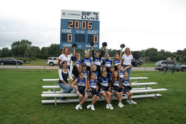 2006 JV Cheer Squad