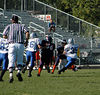 Game #7 - October 7, 2006: The 2006 Shelby Lions Football Club Varsity Team vs. the Roseville Broncos at Roseville High School (Shelby 0, Roseville 32).
