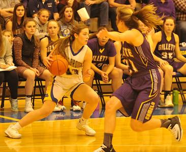 Sheridan High School girls basketball vs. Campbell County
