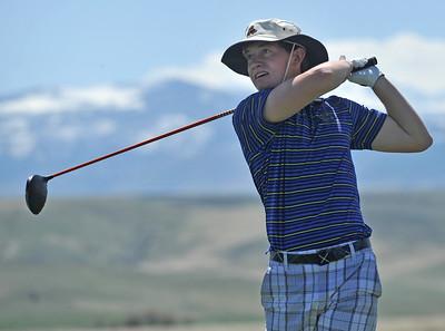 Sheridan High School hosts golf tourney at Kendrick