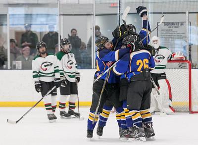 Sheridan Hosts WAHL B Hockey Tournament