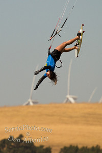 Kiteboarding & Windsurfing Sherman Island