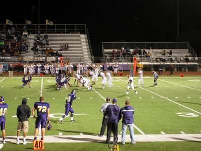 Shiner vs. Ozona (Area 2012)
