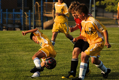 Shockers Soccer Spring 2007