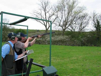 Peter's day, West London Shooting School, 2005.