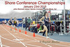 Shore Conference Championships, January 23rd 2015