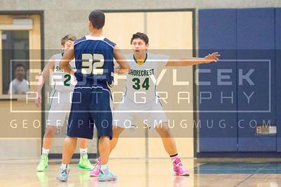 Shorecrest JV Boys Basketball