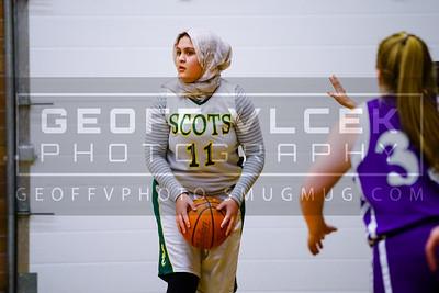 Shorecrest C-Team Girls Basketball
