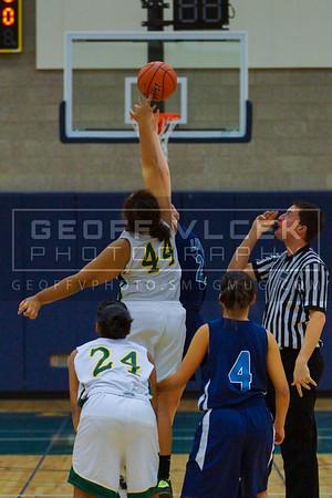 12/3/12- Sultan vs Shorecrest JV Girls Basketball