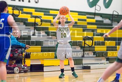 Shorecrest JV Girls Basketball