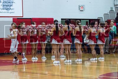 2/12/13- Shorecrest vs Stanwood girls varsity basketball
