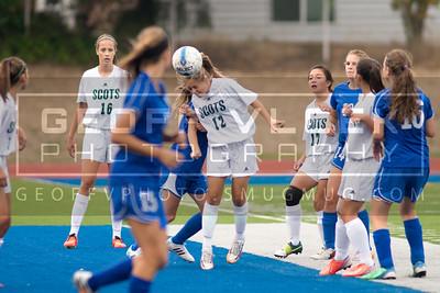 Shorecrest JV Girls Soccer