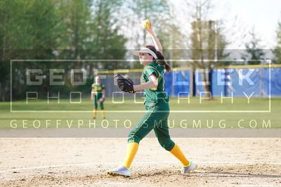 Shorecrest JV Softball