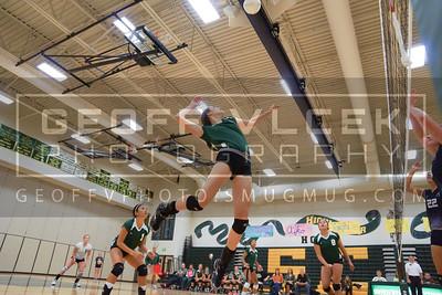 Shorecrest Varsity Volleyball