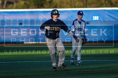 3/22/13- Shorewood vs Everett JV Baseball