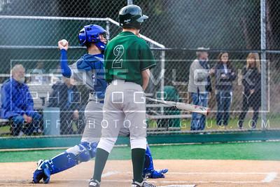 3/26/13- Shorewood vs Shorecrest JV baseball