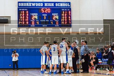 1/25/14- Shorewood vs Shorecrest