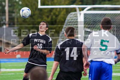 3/26/13- Shorewood vs Mountlake Terrace JV soccer