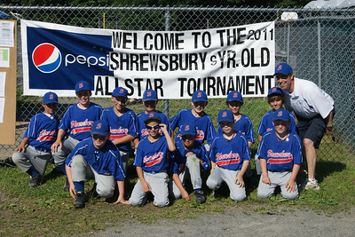 2011 Shrews Tournament Team
