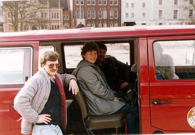 Shrewsbury Tour 1986