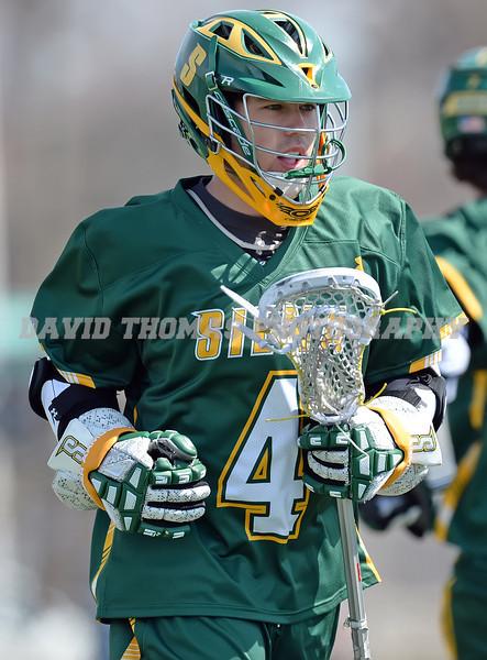 Siena vs Detroit Mercy Titans Men's lacrosse 2014