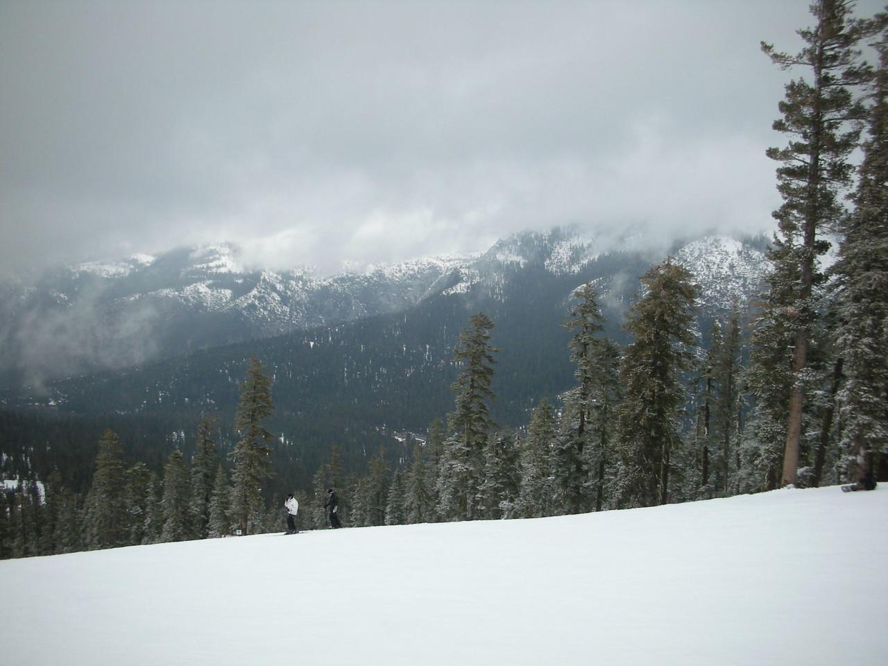 Ahhh....the Sierras....again....