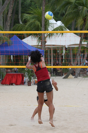 Siloso Volley Ball Competition - 14th June 2008