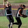 Mackenzie Wergin of Silver Creek gets the catch near a teammate.<br /> Cliff Grassmick / September 2, 2010