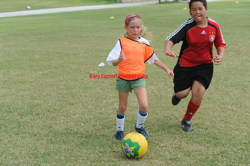 Simply Soccer Camp 2009 images