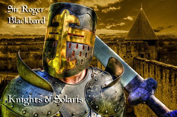 Sir Roger Blackbard