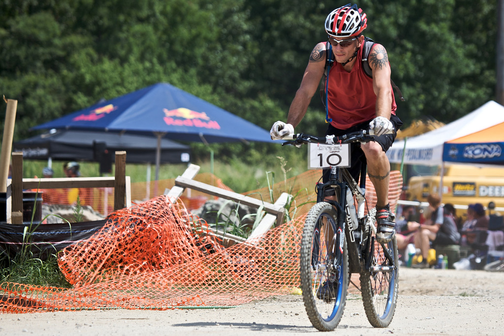 """Six In the Sticks race at Tulsa's Turkey Mountain, more details available here <a href=""""http://blog.rjbphoto.com/2009/07/six-in-sticks-photos.html"""">http://blog.rjbphoto.com/2009/07/six-in-sticks-photos.html</a>"""