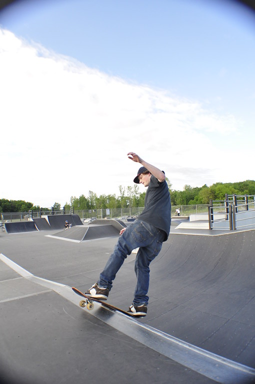 Skate Boarding & BMX Biking