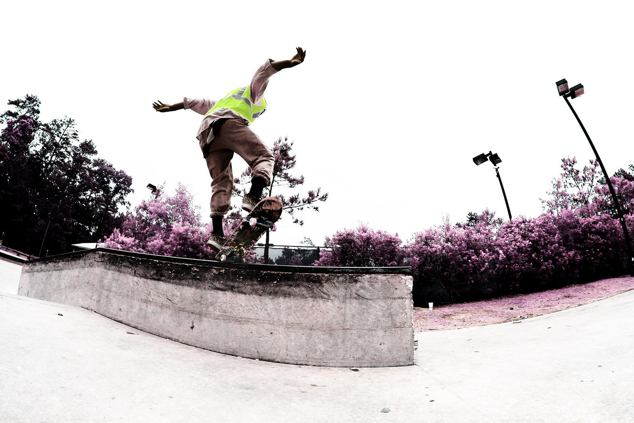 Ollie to Five-Oh