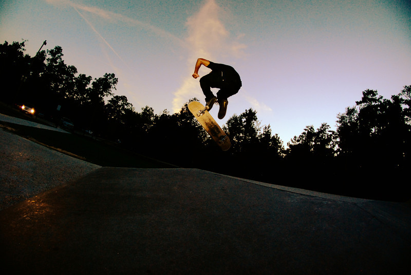 Backside Kickflip