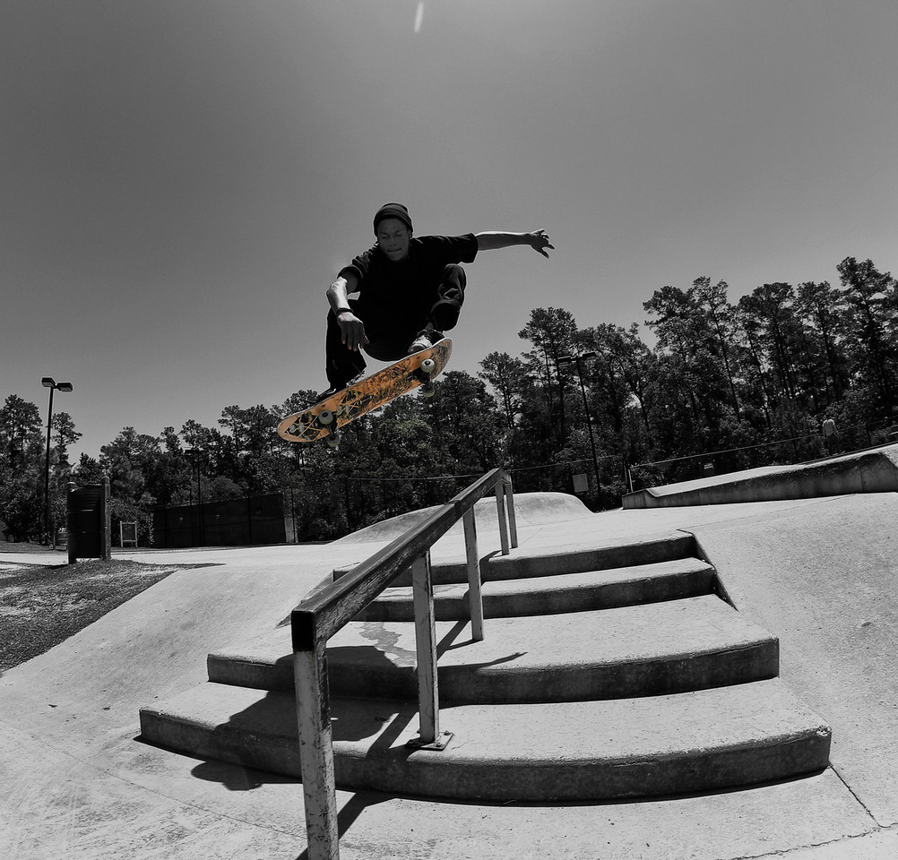 Over The Rail