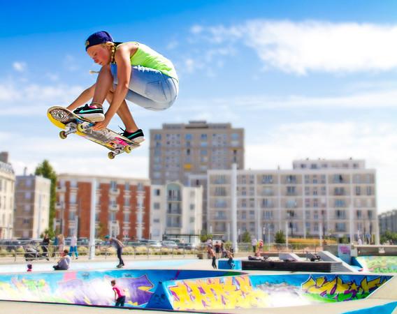 Skate Park - Le Havre 2013