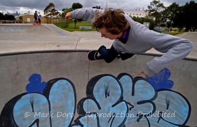 Newport Skate Park Bowl
