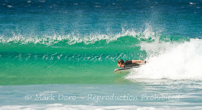 Tom, Easter surf, Boomerang Beach, NSW