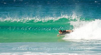 Tom, Easter surf, Boomerang Beach, NSW