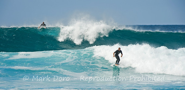 Easter storm surf, Boomerang Beach, NSW