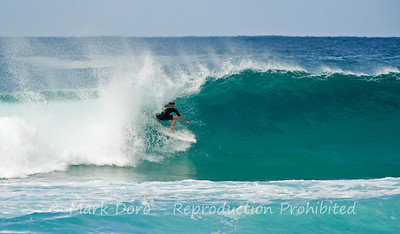 Easter surf, Boomerang Beach, NSW