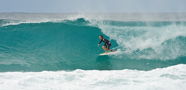 Easter surf, Boomerang Beach, NSW