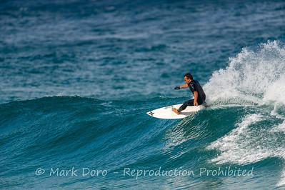 Summer session, Boomerang Beach, NSW