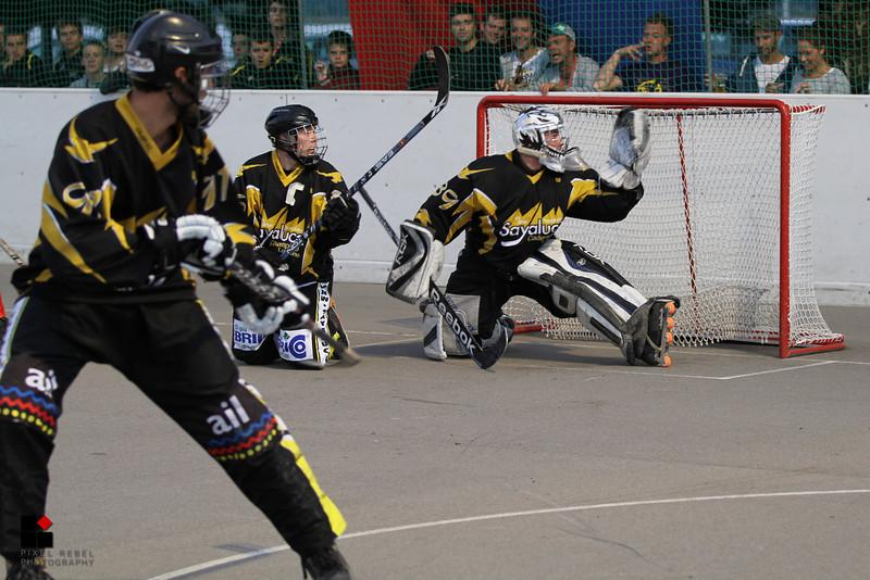 Finale coupe suisse skater hockey 2012 (Sayaluca Cadempino Lugano - Rothrist)