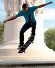 Skateboarders :