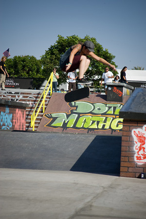 Women's Street Skate XGames 2009