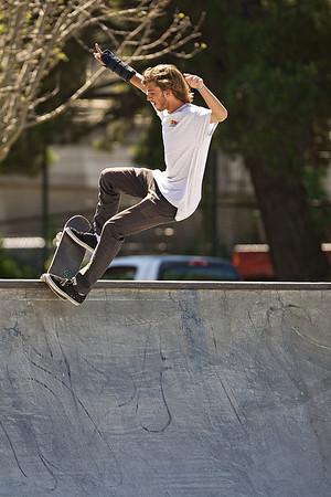 Portrero Skatepark April 7th 2010